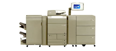 maquinas de impressão moderna